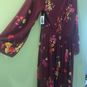 Dress. Above the knee length
